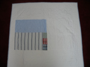 back of shirt quilt
